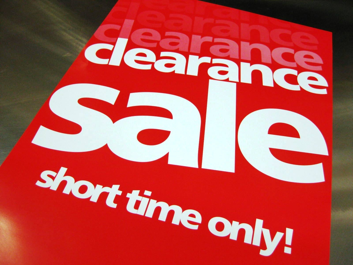 Summer Sale Sign Summer Clearance Sale Signs
